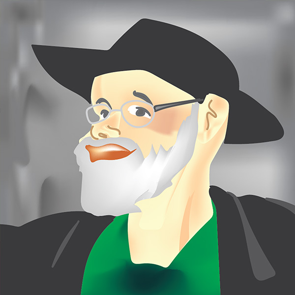 16 Terry Pratchett