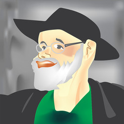 16 Terry Pratchett
