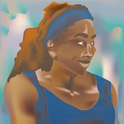 9 Serena Williams