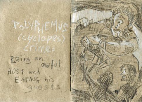 Le crime de Polyphème