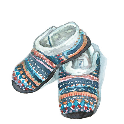 16 Slippers