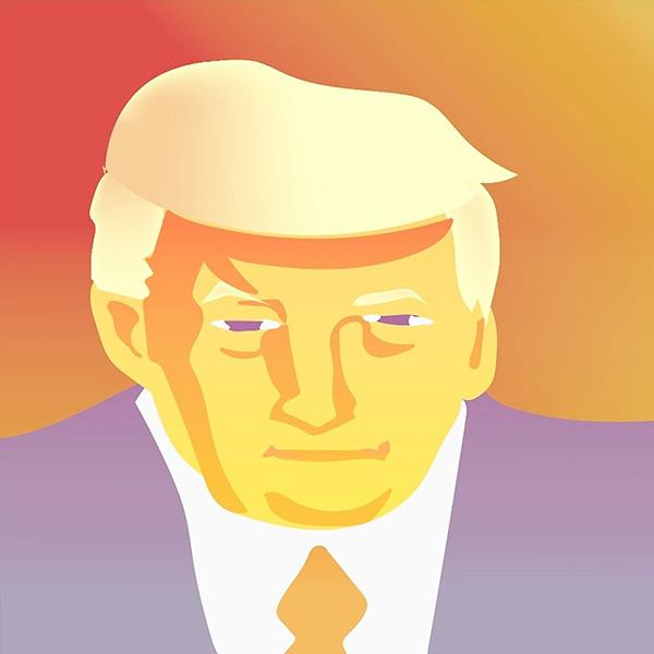 18 Donald Trump
