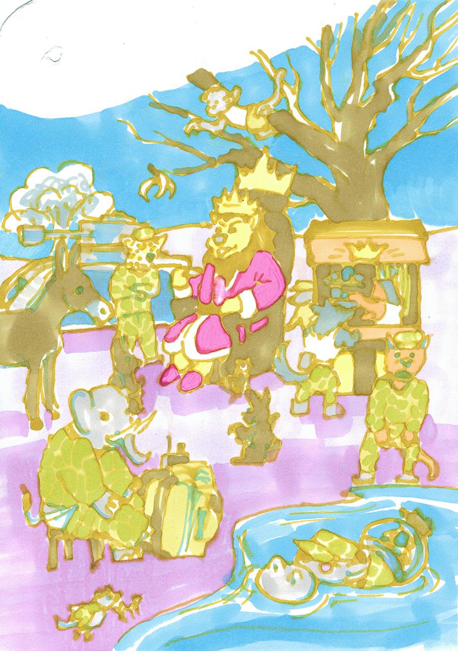05 Le Lion s'en allait en Guerre