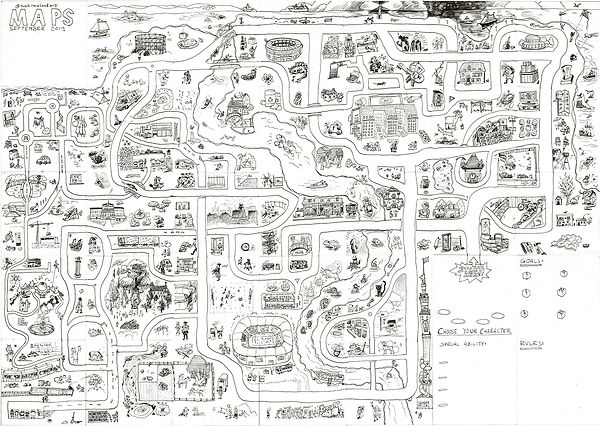 Imainar Map