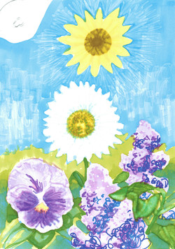 16 Fleurs