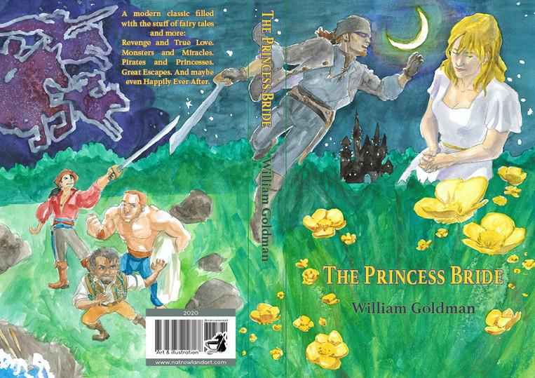Couverture complète The Princess Bride