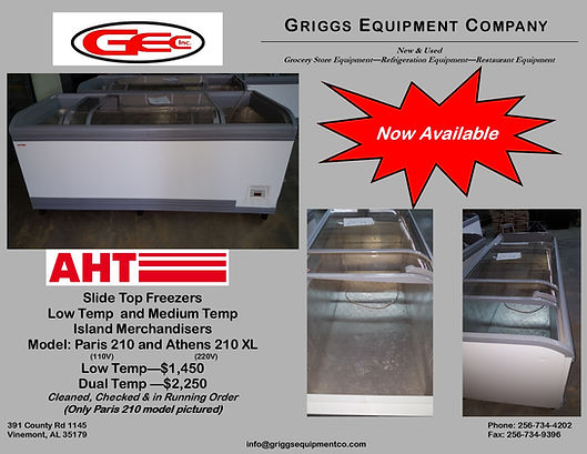 restaraunt equipment, grocery store equipment
