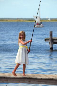 A Little Fishing