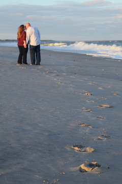 Engagement in the Sand