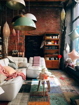 Textile Shop in Barcelona