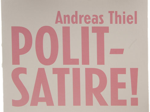 Andreas Thiel - CD Politsatire 1
