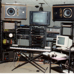 Night Tower Studio 1996.JPG