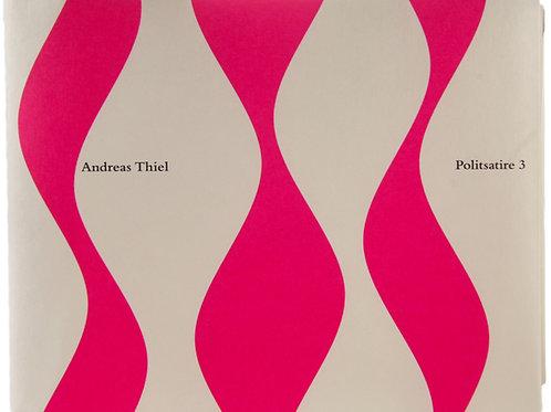 Andreas Thiel - CD «Politsatire 3»