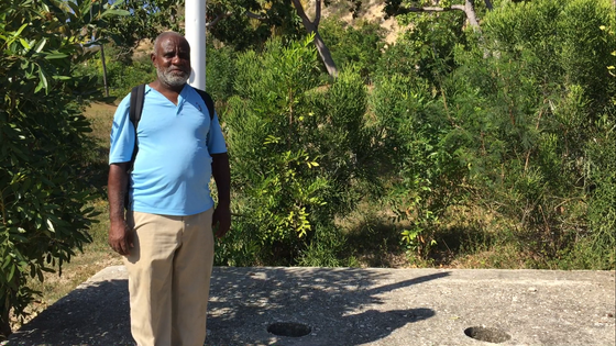 Haiti: The Latrine Project