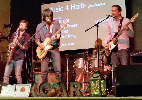 Music 4 Haiti Event