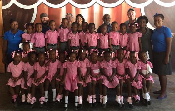 Haiti: Sponsor a Student