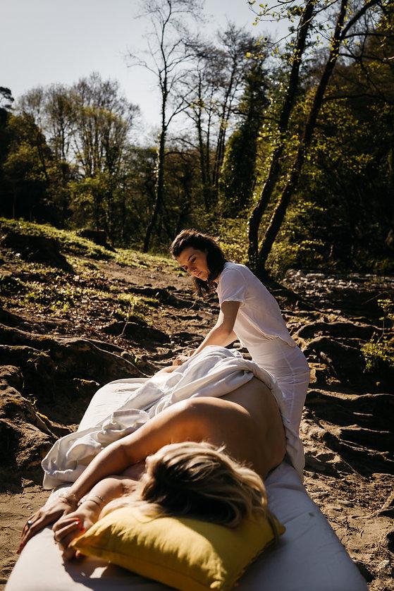 My Massage Femme enceine - Marion Roudil