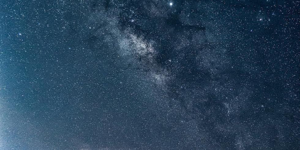 Milky Way Field Trip - North Jetty Beach