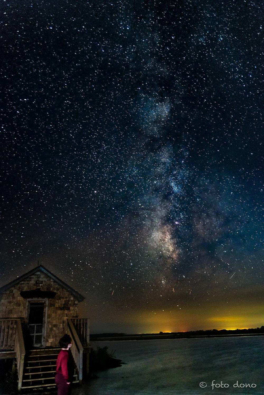 Milk Way - Assateague Island National Seashore
