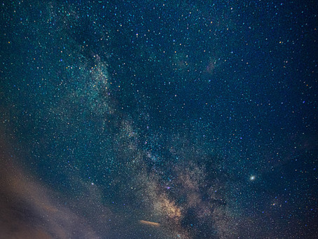 Blackburn Point Milky Way