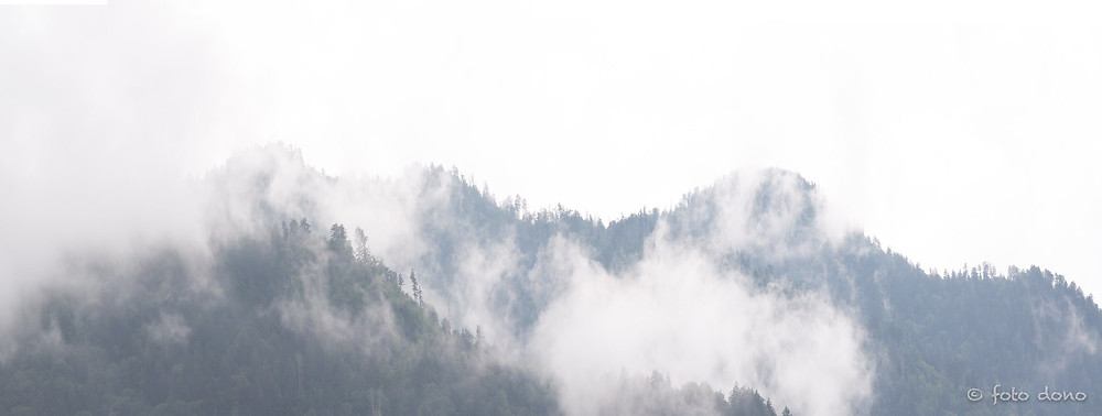 Smoky Mountain Panoramic