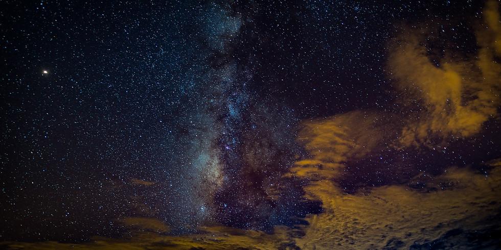 Milky Way Field Trip - Capersen Beach