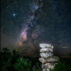 The Stone Guardian of the Night