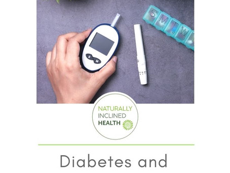 Diabetes and naturopathic medicine