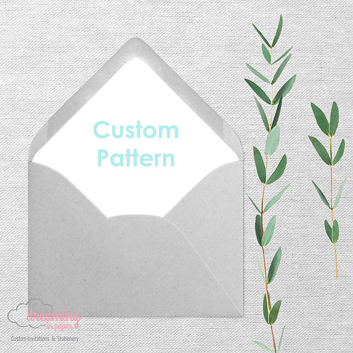 Custom Printed Euroflap Envelope Liners
