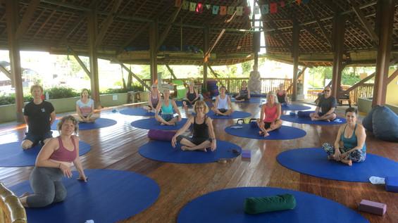 Mandala Yoga Bali Retreat 2018