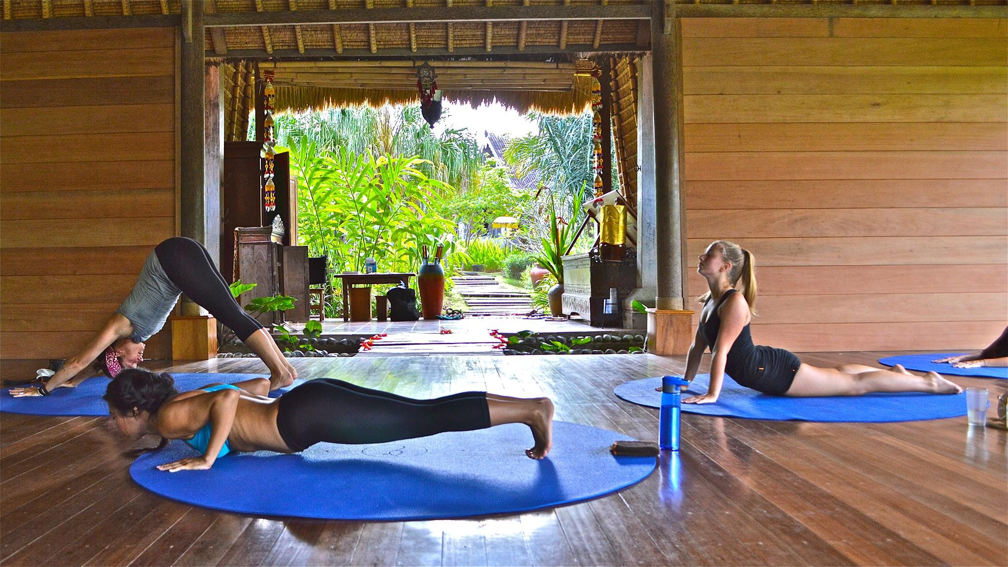 Desa Seni Mandala Yoga Bali Retreat
