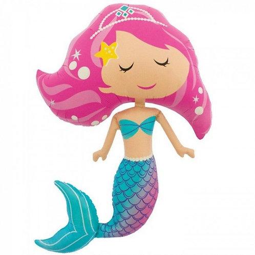 Mermaid Balloon Foil
