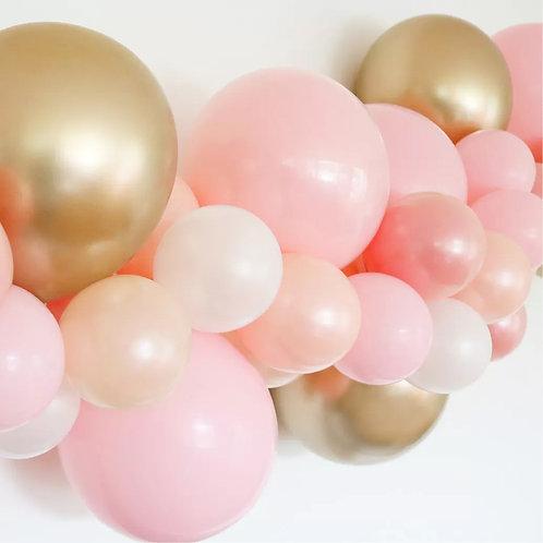 Personalized DIY Balloon Garland Set