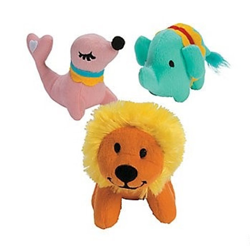 Circus Plush Animals