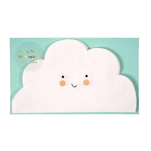 Cloud Shaped Napkin
