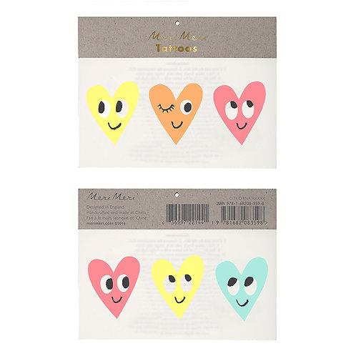 Happy Hearts Tattoos