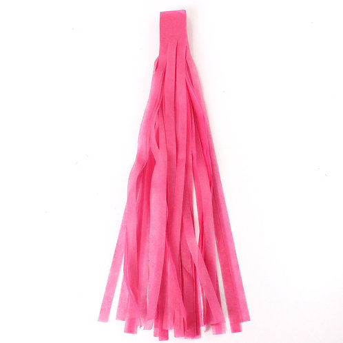 Hot Pink Tassel