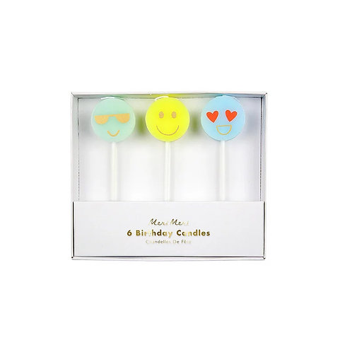 Emoji Candles