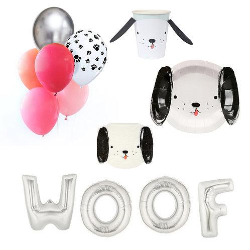 Pink Puppy Set