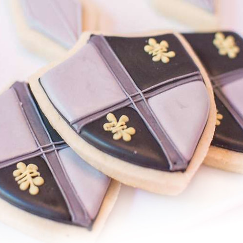 Brave Knights Cookie Set