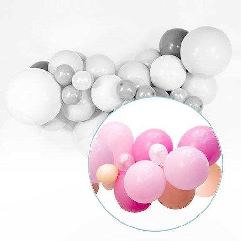 Princess DIY Balloon Garland Set
