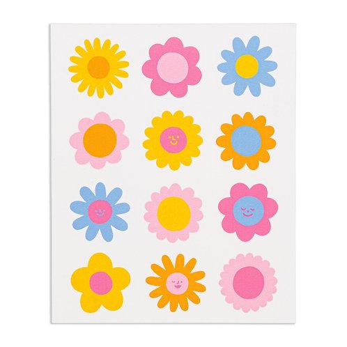 Flower Friends Stickies®