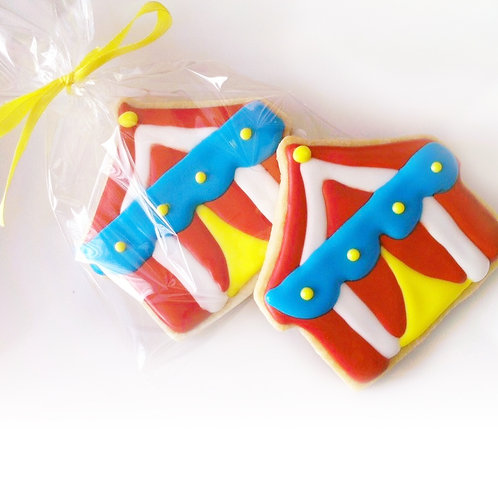 Silly Circus Cookie Set