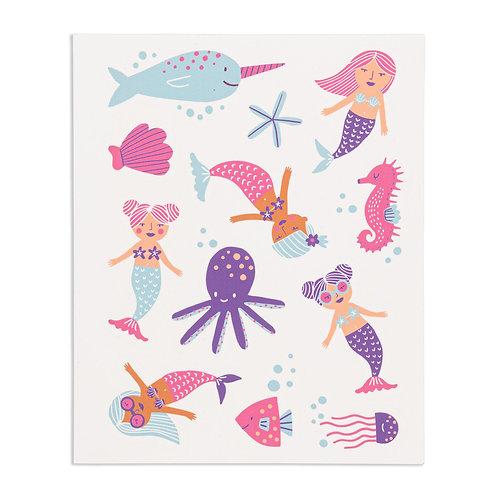 Mermaid Stickies®
