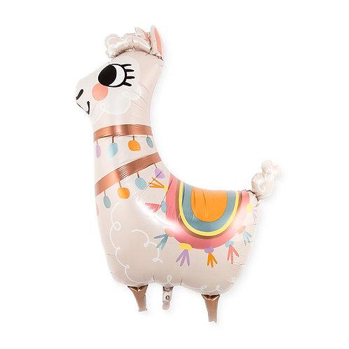 "45"" Lovable Llama Foil"
