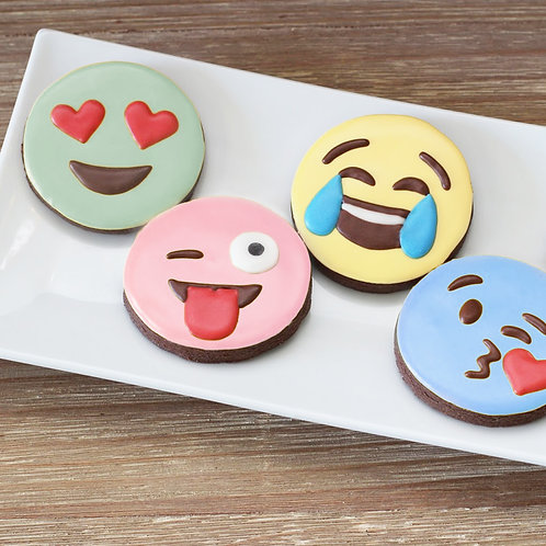 Emoji Cookie Set