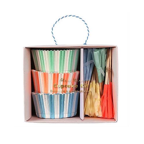 Pastel & Tassel Cupcake Kit