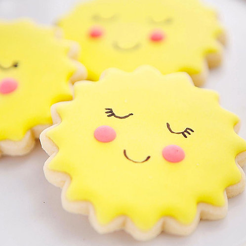 You are my Sunshine Cookie Set