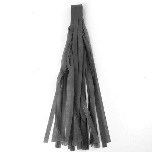Dark Gray Tassel