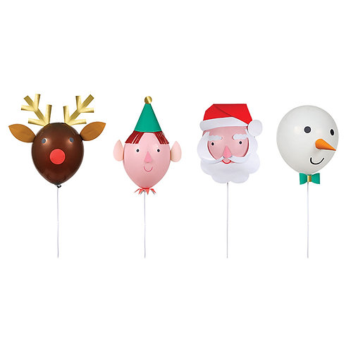 Christmas Characters Balloon Kit